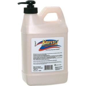 KRESTO H/D HAND CLEANER 1892ML PUMP PACK