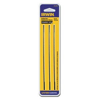IRWIN  Coarse Coping Saw Blades 3 Pack