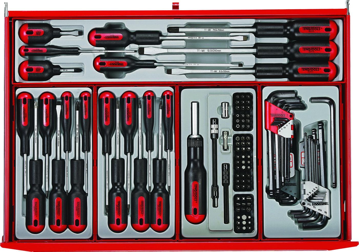 Teng Tools 277pc Mega Master Tool Kit
