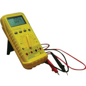 TRADEQUIP  PROFESSIONAL DIGITAL MULTIMETER