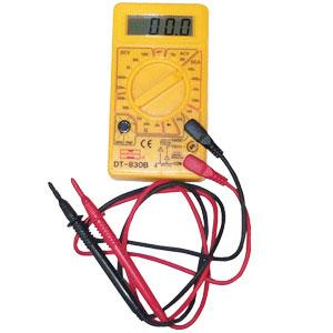 TRADEQUIP  DIGITAL MULTI METER (BLISTER CARD)