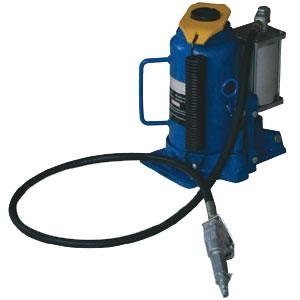 TRADEQUIP  20T AIR HYDRAULIC BOTTLE JACK