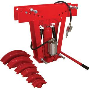 TRADEQUIP  AIR HYDRAULIC PIPE BENDER 16 TON
