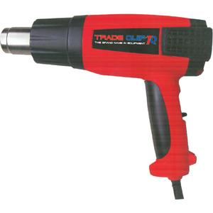 TRADEQUIP  2000W HEAT GUN WITH DIGITAL DISPLAY