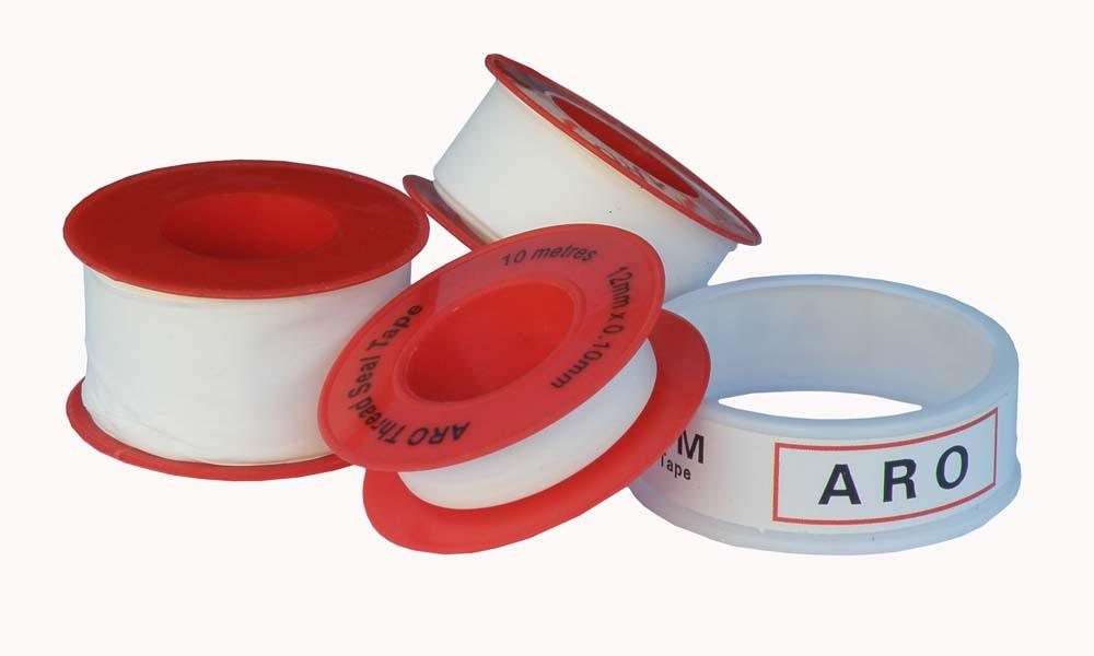 ARO PTFE THREAD SEAL TAPE 12mm x 10m