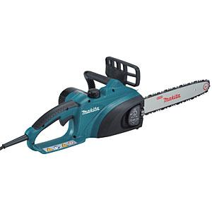 Makita electric chainsaw 350mm