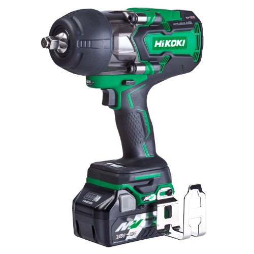 "HiKOKI 36V 1/2"" Brushless Impact Wrench 1050Nm Kit"