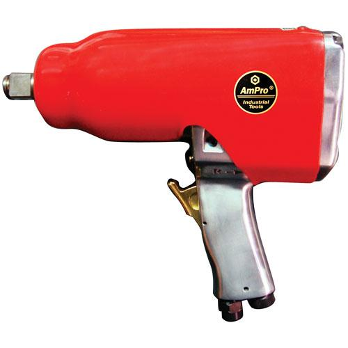 "AmPro 3/4""Dr Air Impact Wrench 700 Ft/Lb"