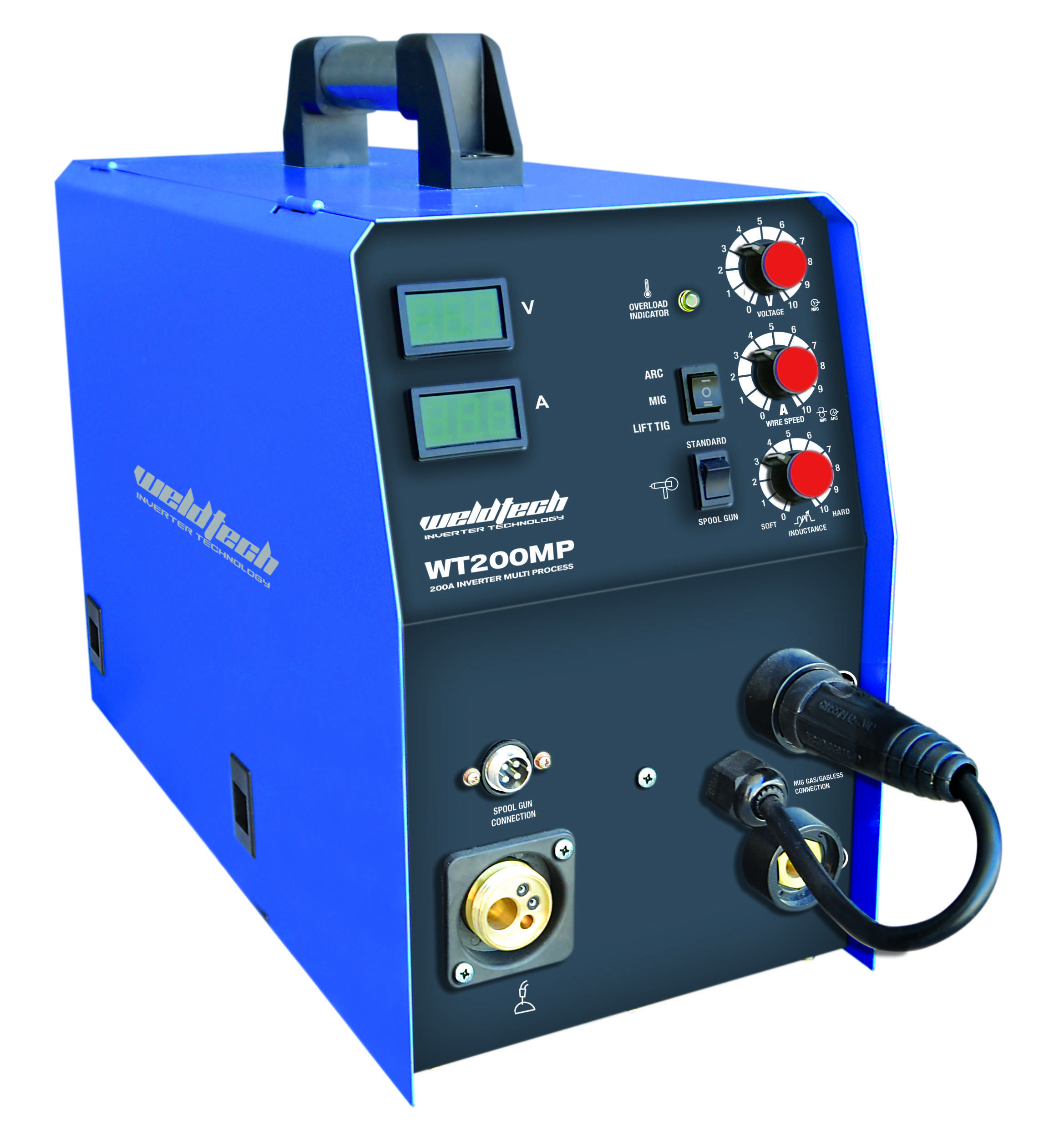 Weldtech 200a Mig Inverter Welder Parts Panasonic Welding Torch