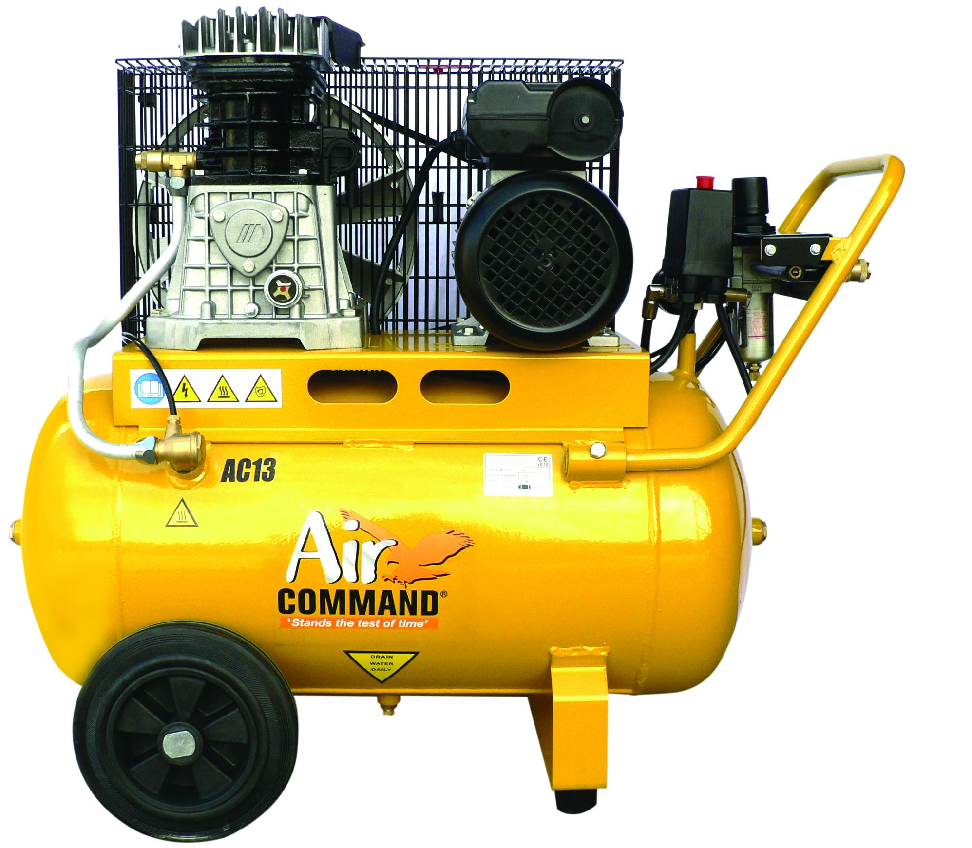 Air Command 13CFM, 2HP Compressor-50L Tank