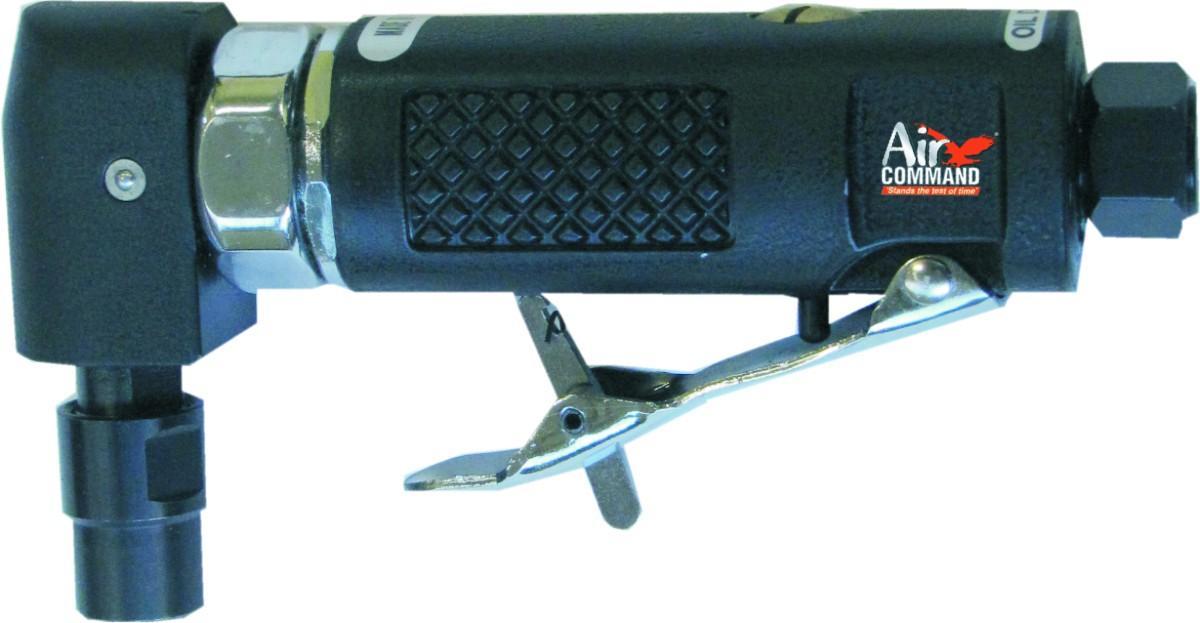 Air Command Angle Die Grinder
