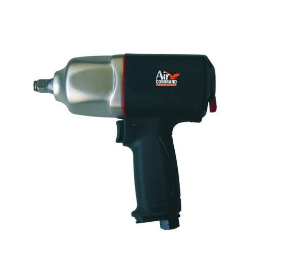 "Air Command 1/2"" TWIN HAMMER COMPOSITE IMPACT WRENCH"