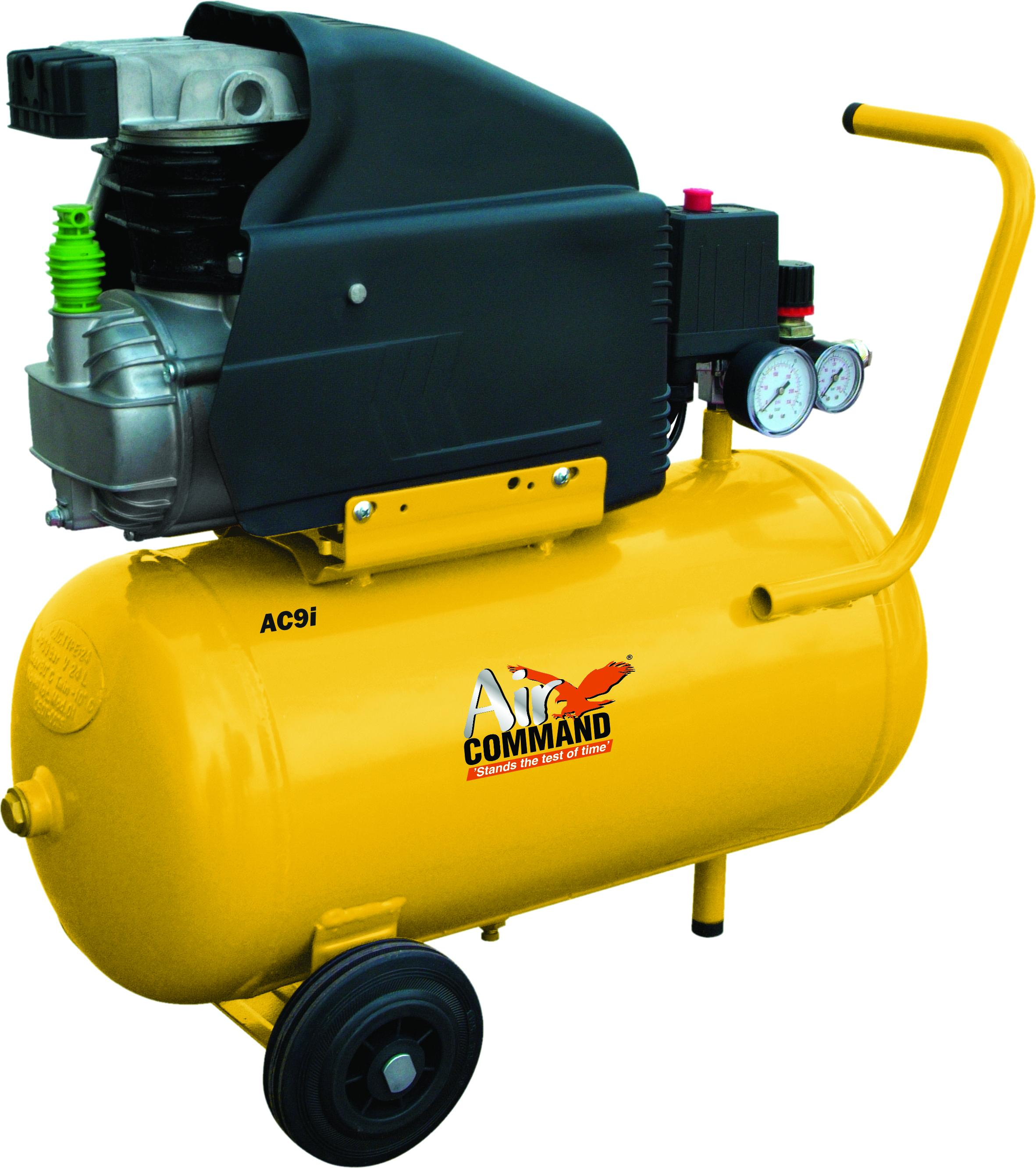 Air Command 9CFM, 2HP Direct Drive Compressor