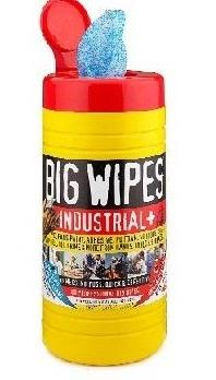 Big Wipes Industrial Plus Hand Wipes