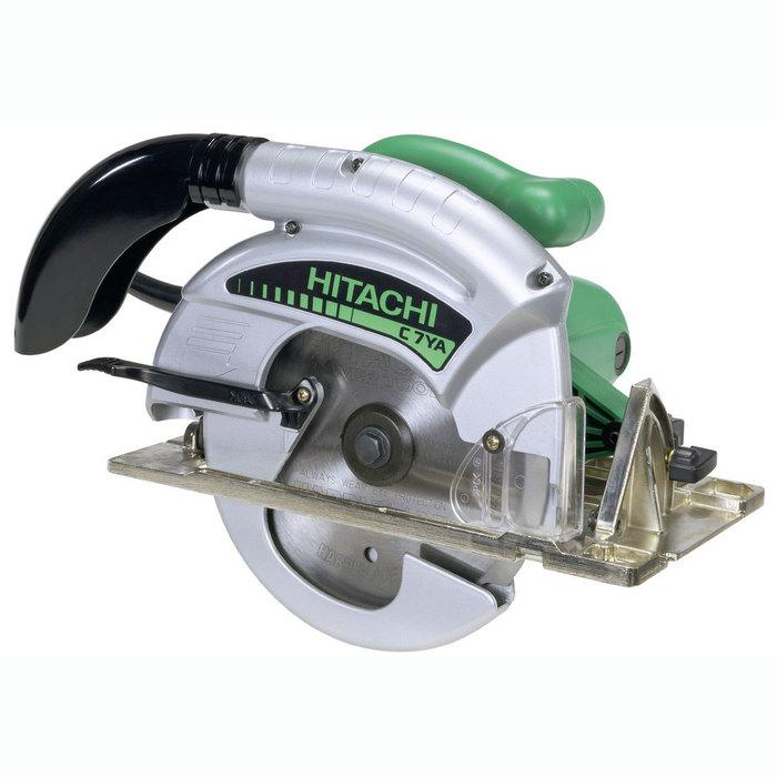 Hitachi 185mm Dustless Circular Saw