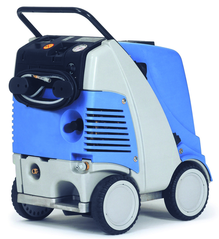 INDUSTRIAL STEAM CLEANER - Compact High Pressure Steam Cleaner