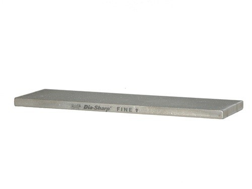6in DOUBLE SIDED DIA-SHARP BENCH STONE - FINE/EXTRA COARSE   F/X Double Side