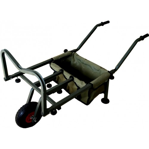 FISHING BARROW to carry TORPEDO Kontiki & Winch - Cart only