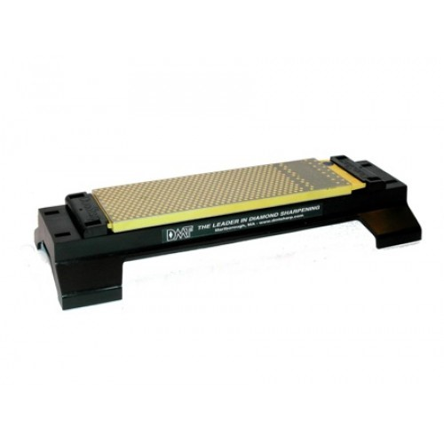 8in/200MM DUO SHARP PLUS BENCH STONE WITH  BASE - FINE/COARSE   Fine/Crce EA