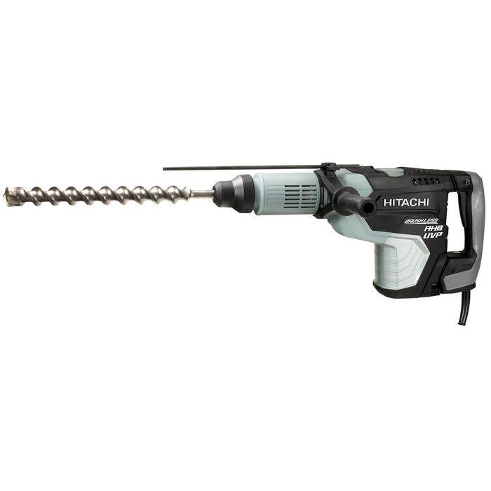Hitachi 52mm SDS Max AC Brushless Rotary Hammer Plus FREE 125mm Grinder