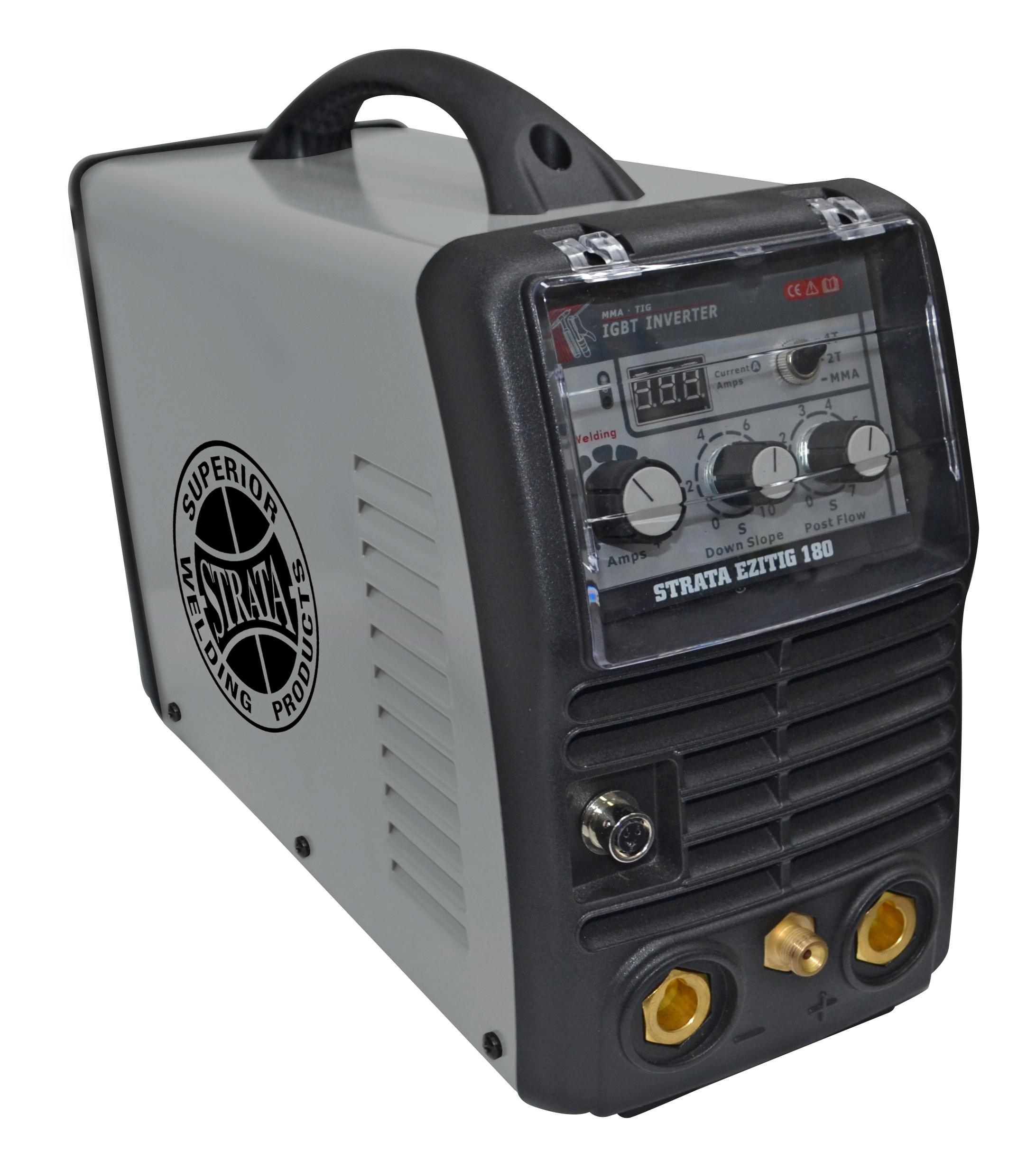 Strata Advance Series 200amp 1ph Multi-Process TIG