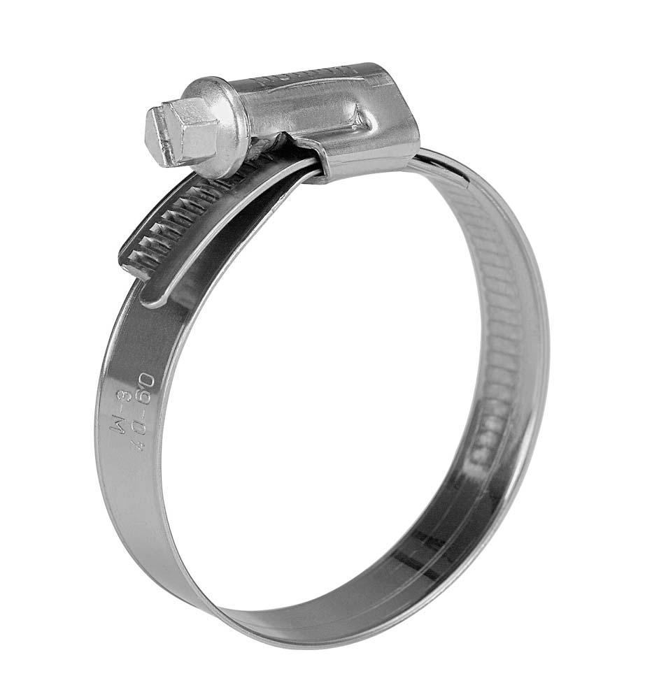 NORMA WORM DRIVE HOSE CLAMP 7.5mm BAND 8-12mm W3