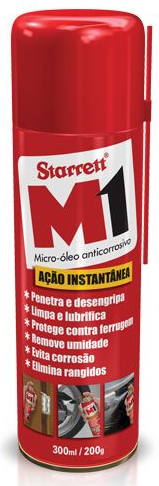 Starrett Anti Rust Lubricant Spray