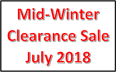 Mid-Winter Clearance