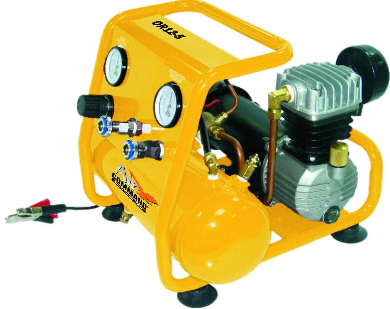 Air Command 12V Off-Roader Compressor - 5L Tank