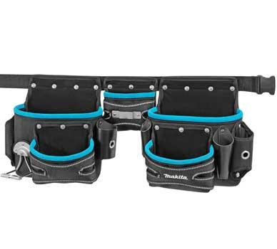 Makita 3 pouch tool belt set