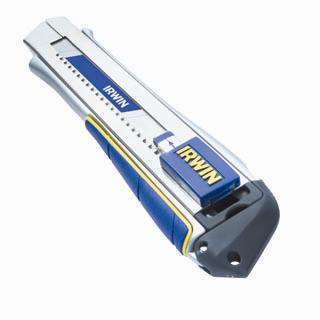 Irwin protouch carbon snap off utility knife for Irwin motors body shop