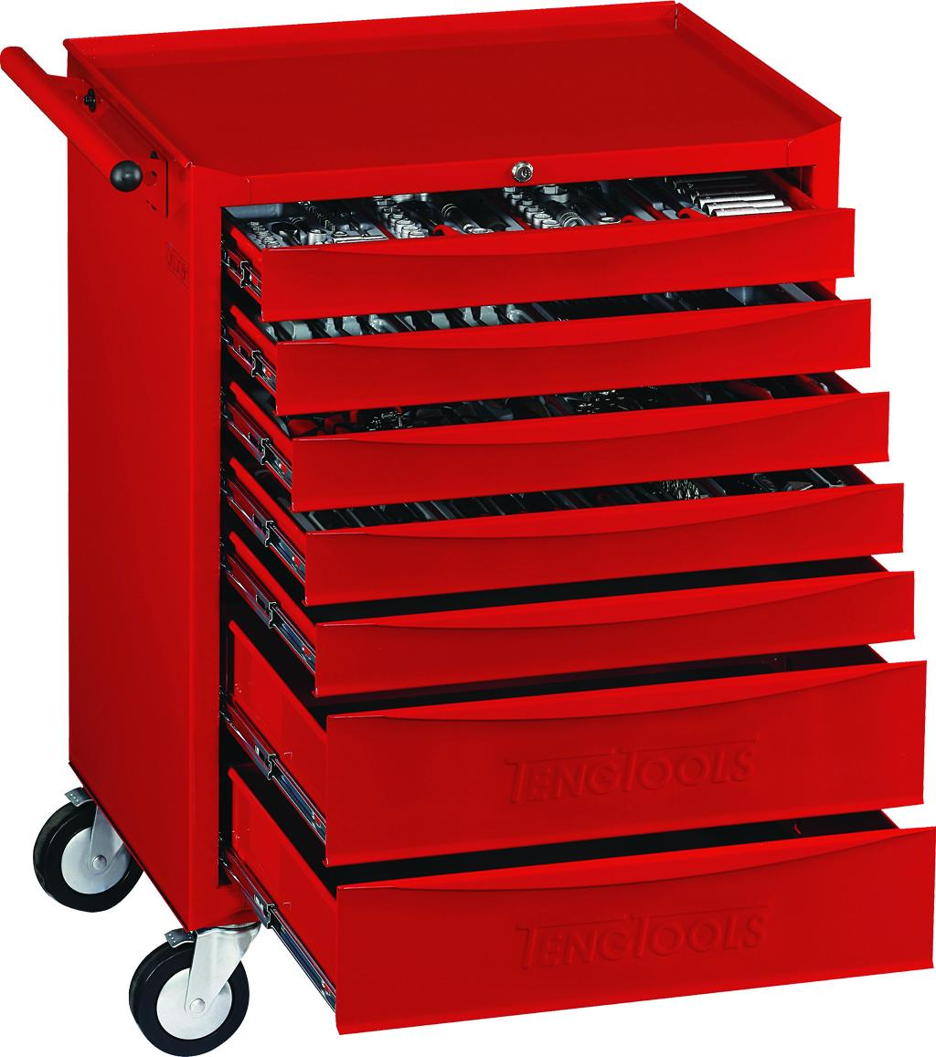 Teng tools 277pc Mega Master tool kit