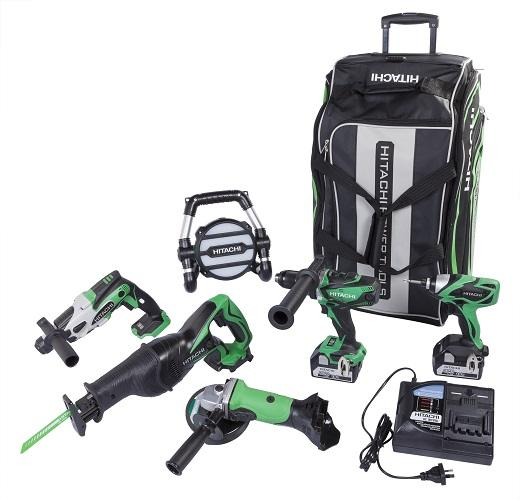 Hitachi Plumbers tool kit