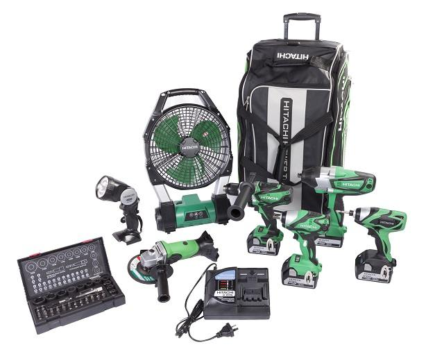 Hitachi Pit Crew Kit