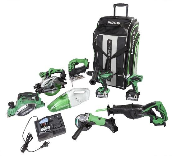 Hitachi Site Maintenance Tool Kit