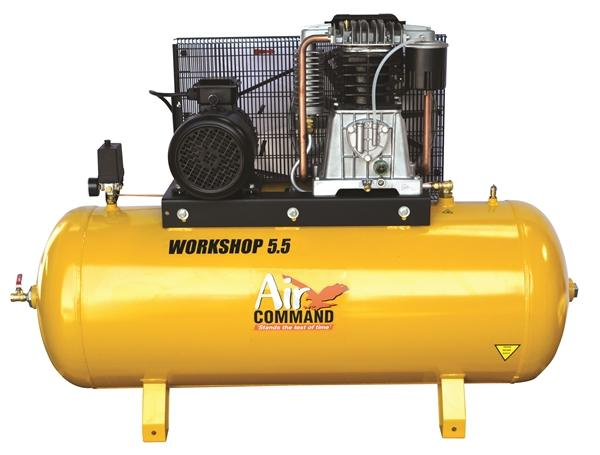 Air Command WORKSHOP 5.5HP Compressor-270L Tank