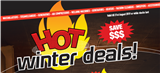 Hot Winter Deals!