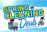 Spring Cleaning Deals Sept/Oct 2018