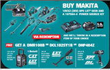 Makita OPE Promotion